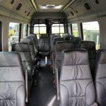 Luxurious Sprinter Van Interior