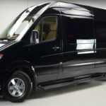 Book a Luxury 12 passengers Sprinter Van & Travel with your Friends or Family