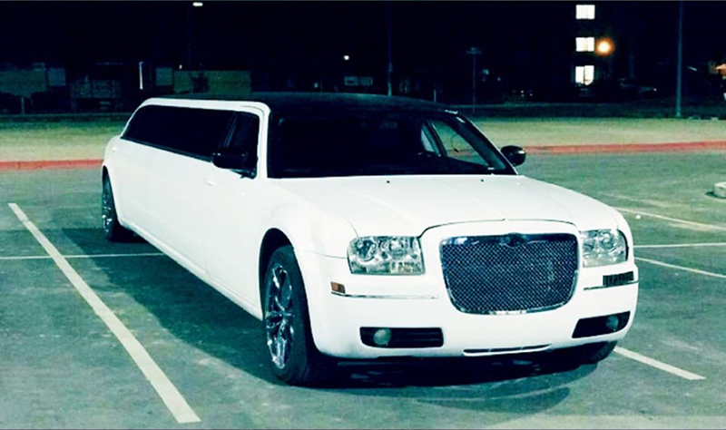 Book a White Exquisite Streched Limousine by Elite Limousine