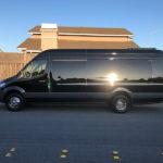 Book a Luxury 13 passengers Sprinter Van - Best for Group Transportation