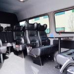 Luxury Sprinter Van Interior