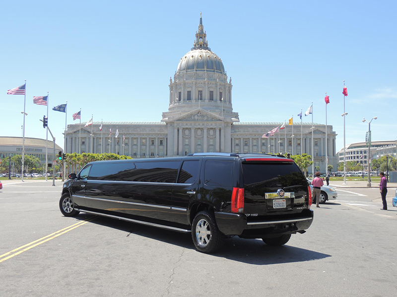 Take your Celebration to the Next Level with a SUV Limousine