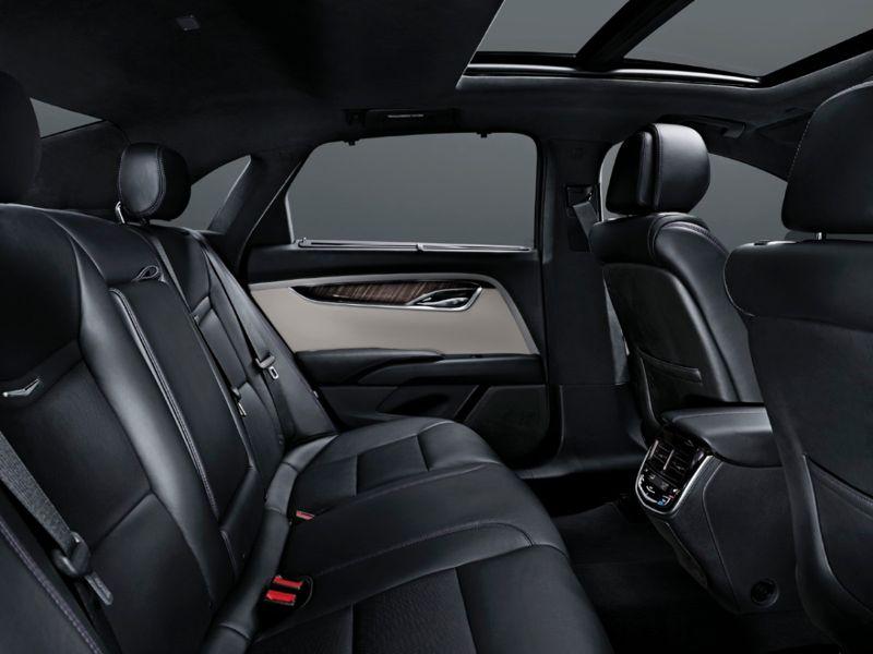 Luxury Town Car Sedan Interior