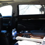 Luxury Lincoln MKT with Black Interior & Large Leg Room