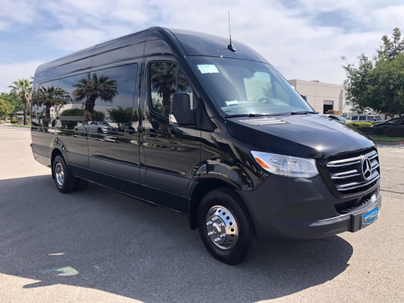 Make Your Special Day More Memorable by Hiring a Mercedes Sprinter Van
