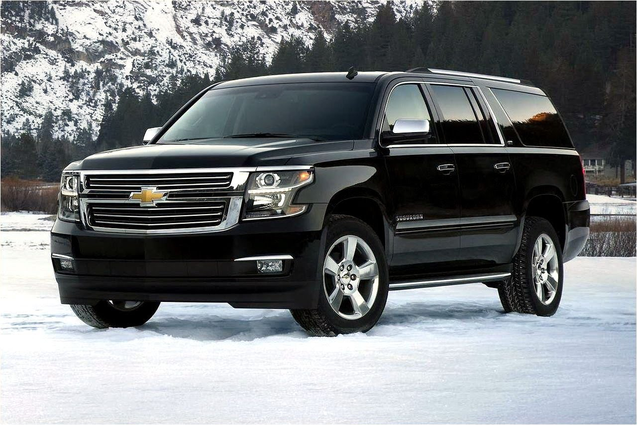 Amazing Luxury SUV Suburban Seats up to 6 passengers