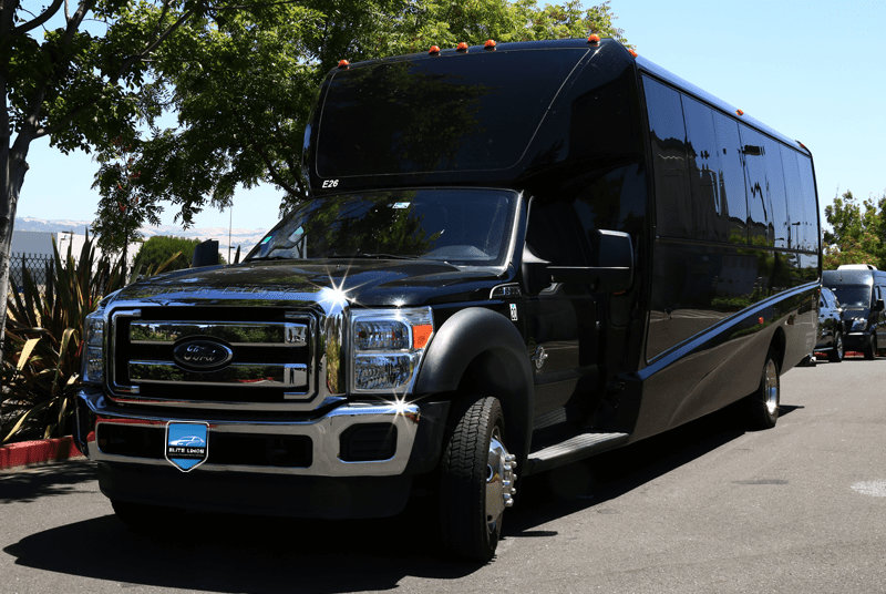 Stunning Sprinter Bus For Corporate Client Transportation